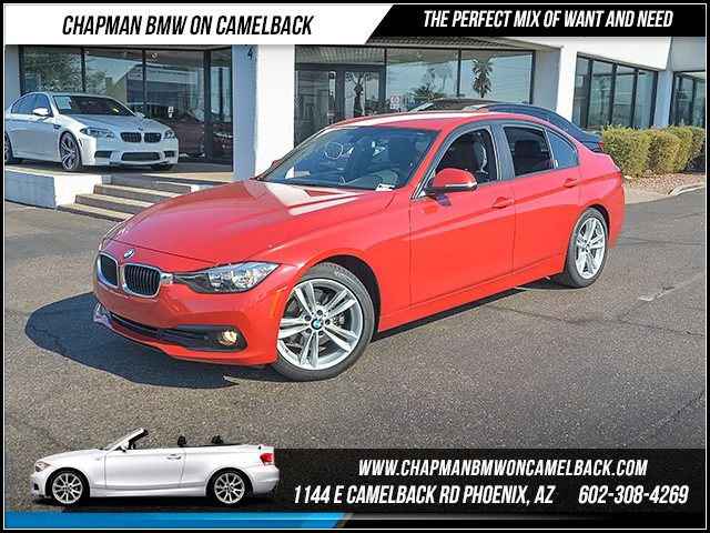 2016 BMW 3-Series Sdn 320i 15678 miles 6023852286 - 12th St and Camelback Chapman BMW on Camel