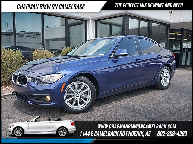 2016 BMW 3-Series 320i 14046 miles Wireless data link Bluetooth Phone hands free Driver assista