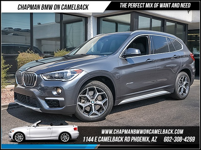 2016 BMW X1 xDrive28i 14839 miles X-Line Premium Package Cold Weather Package Wireless data li