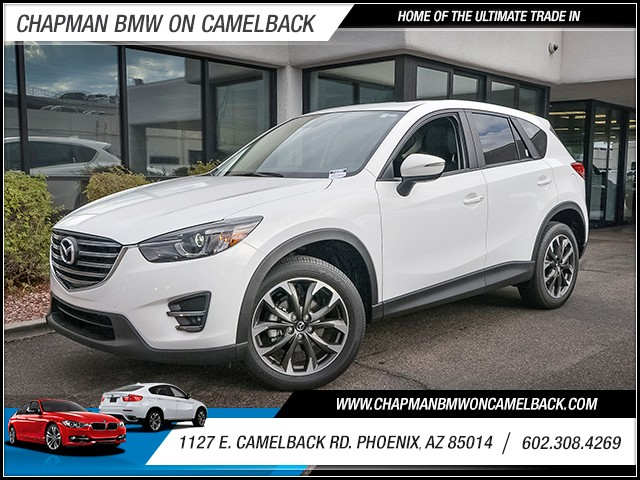 2016 Mazda CX-5 Grand Touring 23632 miles Wireless data link Bluetooth Cruise control 2-stage u
