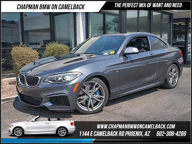 2014 BMW 2-Series M235i 21117 miles Technology Package Driving Assistance Package Wireless data