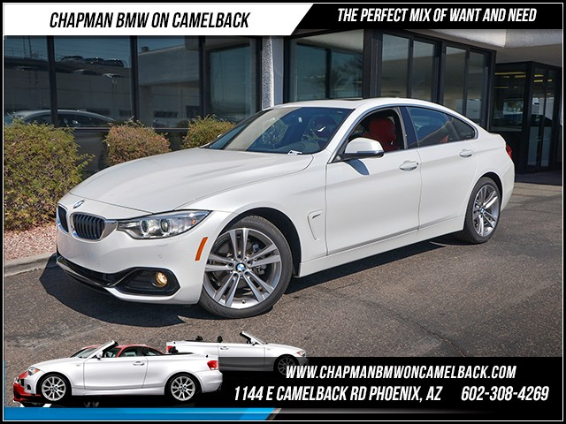 2017 BMW 4-Series 430i Gran Coupe 10629 miles Sport Line Premium Package Technology Package Dr