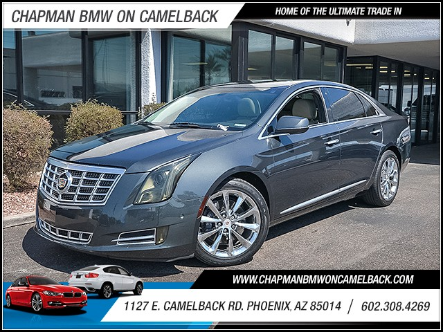 2014 Cadillac XTS Luxury Collection 71904 miles Wireless data link Bluetooth Satellite communica