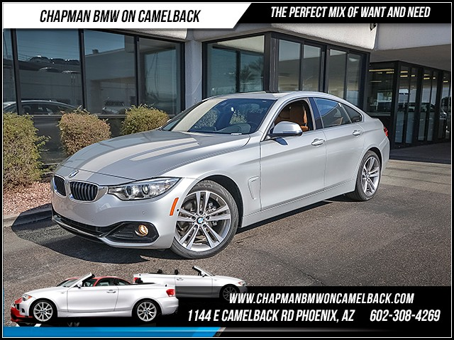 2017 BMW 4-Series 430i Gran Coupe 12660 miles Sport Line Technology Package Premium Package Dr