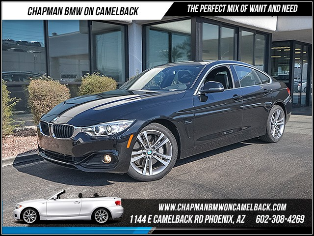 2017 BMW 4-Series 440i Gran Coupe 11054 miles Sport Line Technology Package Driver Assistance P
