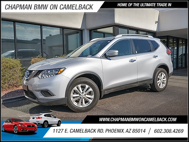 2014 Nissan Rogue SV 34982 miles Electronic messaging assistance Wireless data link Bluetooth C