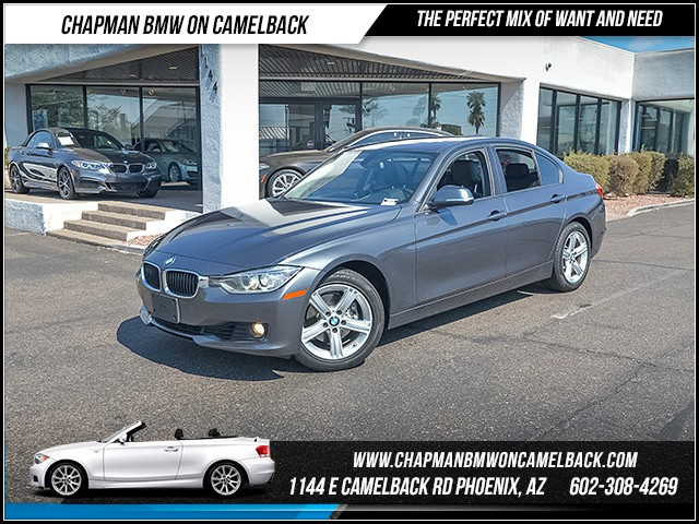 2013 BMW 3-Series Sdn 328i 70545 miles 6023852286 - 12th St and Camelback Chapman BMW on Camel