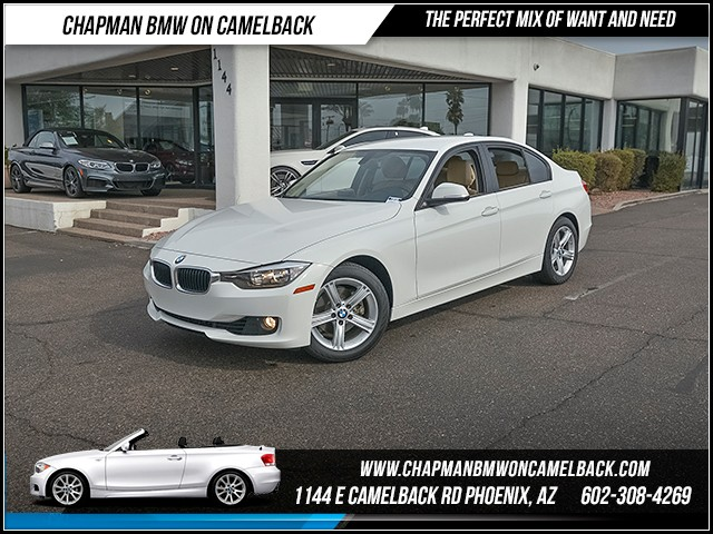 2014 BMW 3-Series Sdn 328i 44872 miles 6023852286 - 12th St and Camelback Chapman BMW on Camel