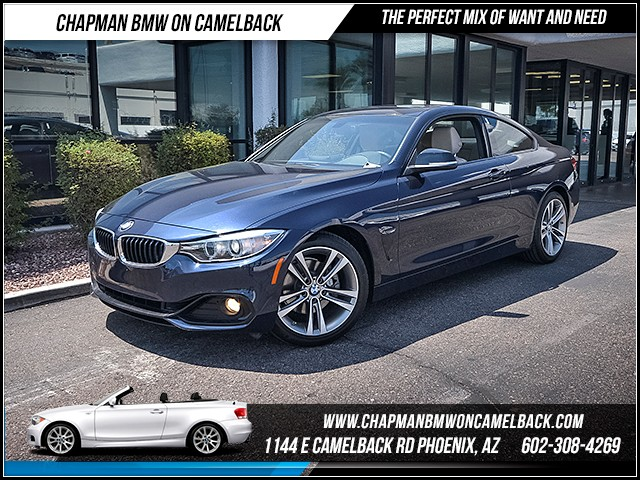 2014 BMW 4-Series 428i 28490 miles 6023852286 - 12th St and Camelback Chapman BMW on Camelback