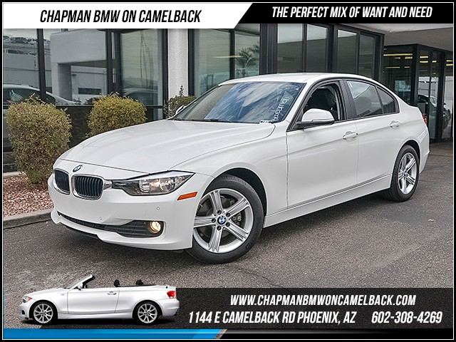 2014 BMW 3-Series Sdn 320i 20716 miles Driving Assistance Package Wireless data link Bluetooth