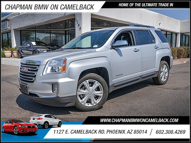 2017 GMC Terrain SLT 38649 miles Wireless data link Bluetooth Satellite communications OnStar D