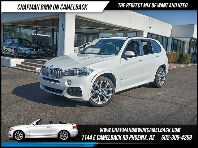 2014 BMW X5 xDrive50i 48303 miles M Sport Package Executive Package Driving Assistance Plus Li