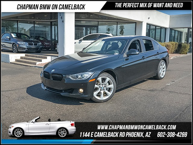 2014 BMW 3-Series Sdn 335i 28291 miles 6023852286 - 12th St and Camelback Chapman BMW on Camel