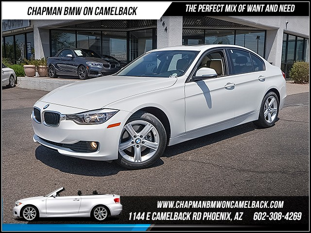 2014 BMW 3-Series Sdn 320i xDrive 17110 miles 6023852286 - 12th St and Camelback Chapman BMW o