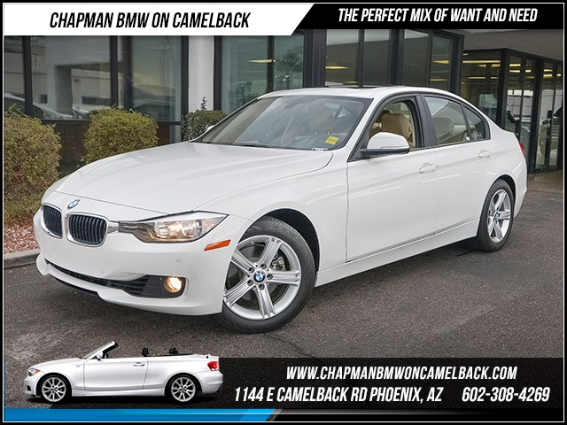 2014 BMW 3-Series Sdn 328i 22893 miles Premium Package Technology Package Driving Assistance Pa