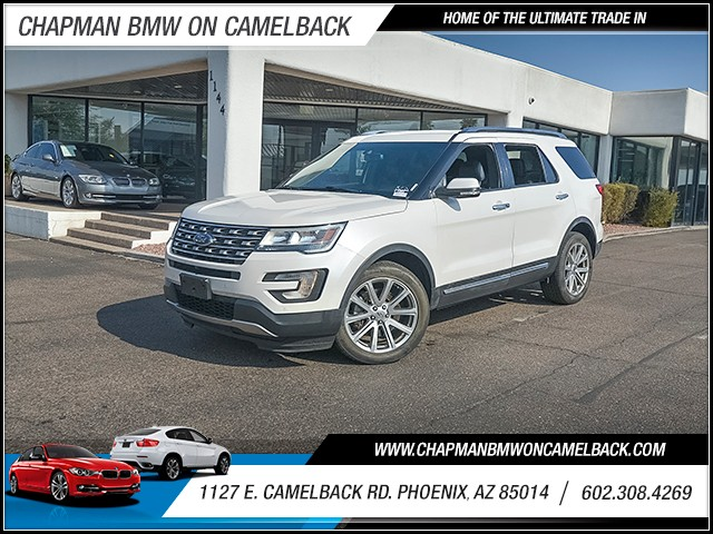 2016 Ford Explorer Limited 44802 miles 6023852286 1127 E Camelback Rd Summer Monsoon Sales Ev