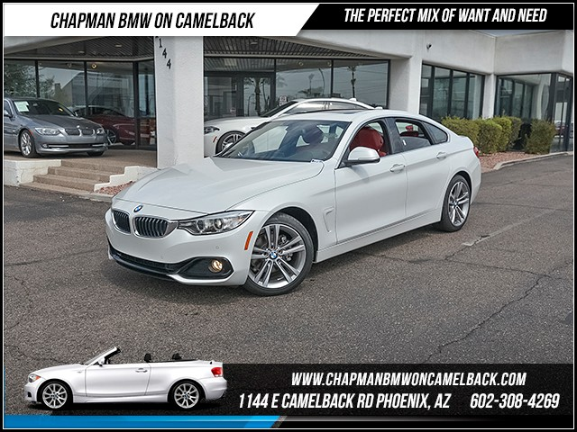 2017 BMW 4-Series 430i Gran Coupe 11536 miles Sport Line Premium Package Technology Package Dr