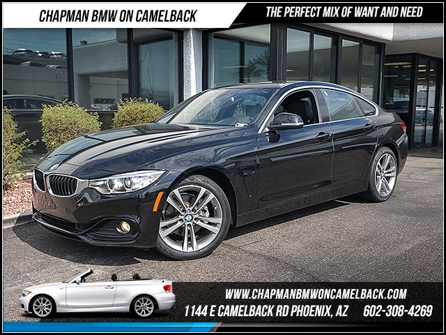 2017 BMW 4-Series 430i Gran Coupe 11840 miles 6023852286 - 12th St and Camelback Chapman BMW o