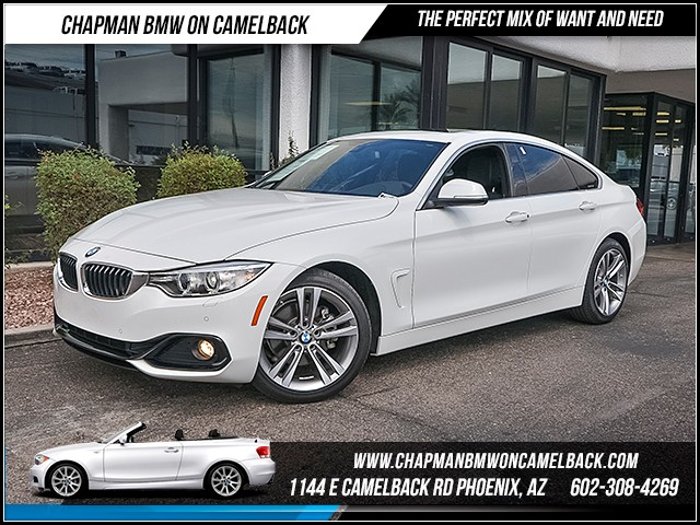 2017 BMW 4-Series 430i Gran Coupe 12406 miles 6023852286 - 12th St and Camelback Chapman BMW o