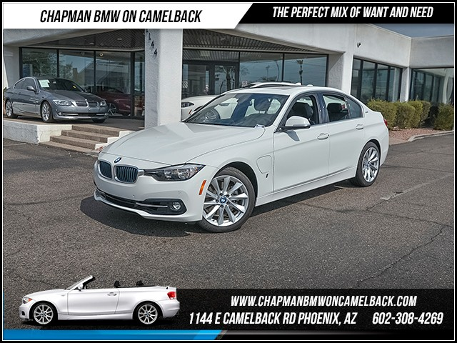 2017 BMW 3-Series Sdn 330e iPerformance 8125 miles 6023852286 - 12th St and Camelback Chapman