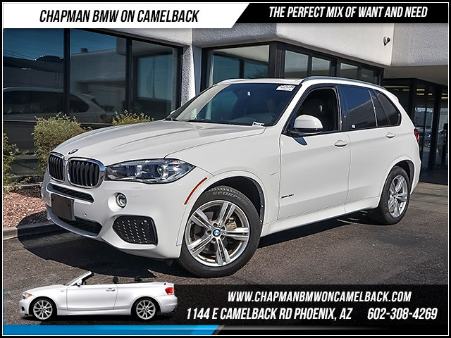 2017 BMW X5 xDrive35i 11417 miles 6023852286 - 12th St and Camelback Chapman BMW on Camelback