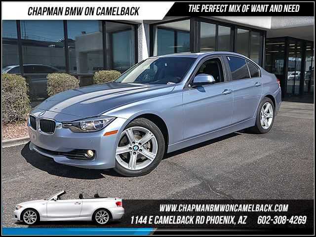 2014 BMW 3-Series Sdn 328i 31126 miles Premium Package Driver Assistance Package Satellite comm