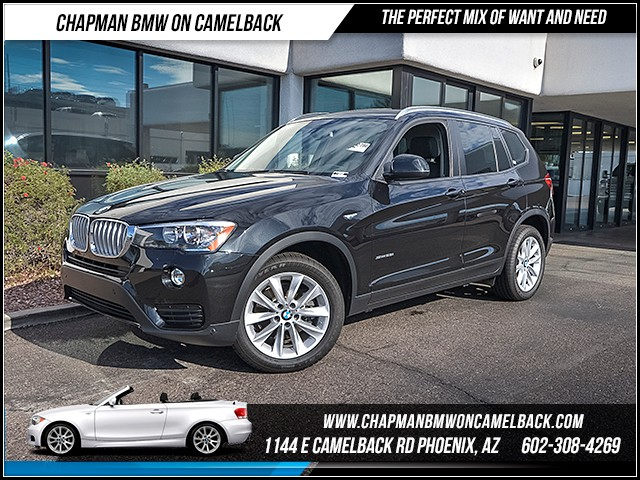 2017 BMW X3 sDrive28i 8701 miles Technology Package Driver Assistance Package Premium Package I