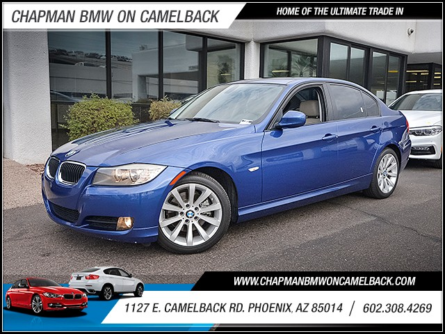 2011 BMW 3-SERIES SDN 328I