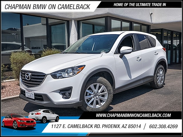 2016 Mazda CX-5 Touring 38221 miles 6023852286 1127 E Camelback Rd Summer Monsoon Sales Event