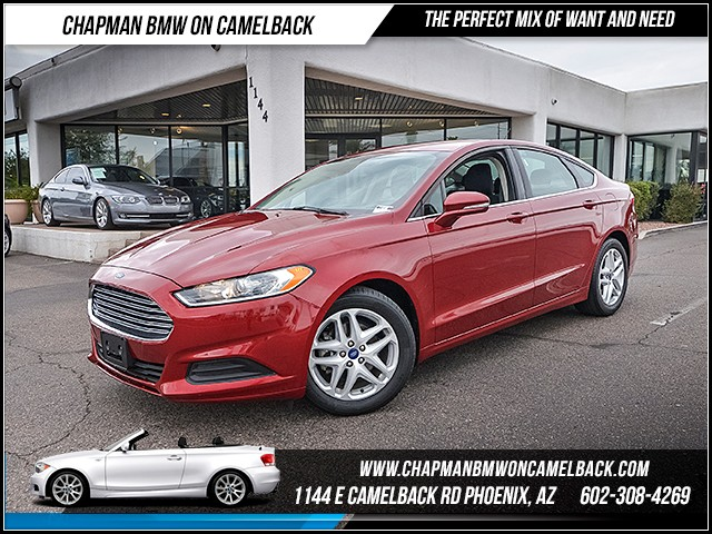 2014 Ford Fusion SE 27062 miles 6023852286 1127 E Camelback Rd Summer Monsoon Sales Event on