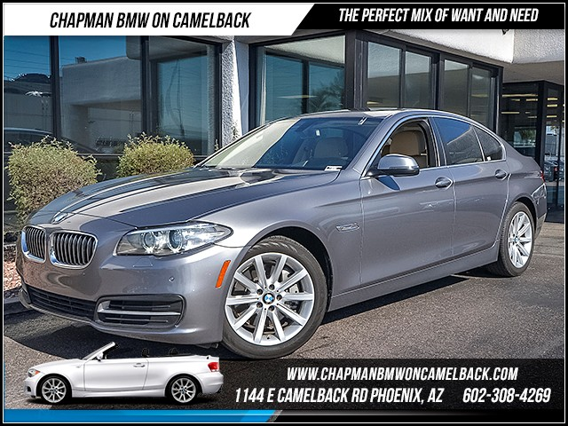 2014 BMW 5-Series 535i 39719 miles 6023852286 - 12th St and Camelback Chapman BMW on Camelback