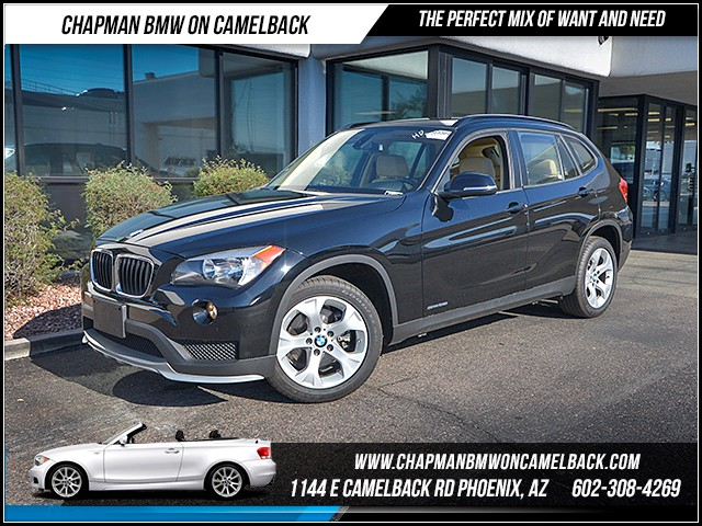 2015 BMW X1 sDrive28i 21063 miles 6023852286 - 12th St and Camelback Chapman BMW on Camelback