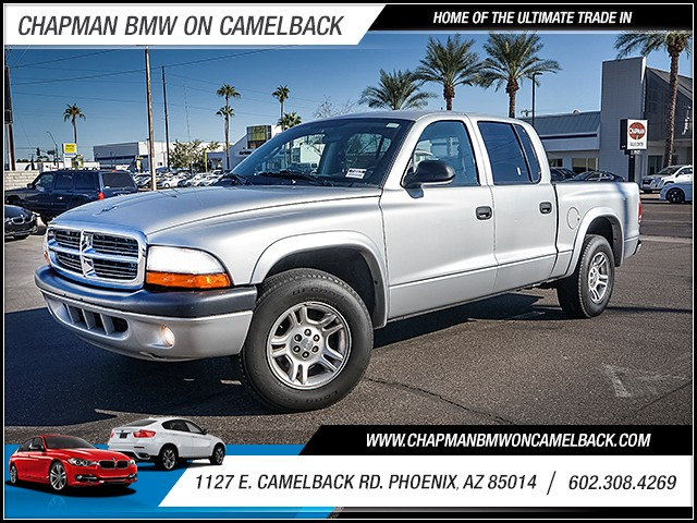 2004 Dodge Dakota Sport Crew Cab 108040 miles Cruise control Front wipers intermittent Manual H
