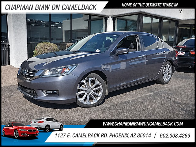 2013 Honda Accord Sport 88900 miles Chapman Value Center on Camelback is specializing in late mod