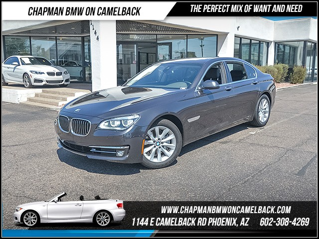 2015 BMW 7-Series 740i 20413 miles 6023852286 - 12th St and Camelback Chapman BMW on Camelback