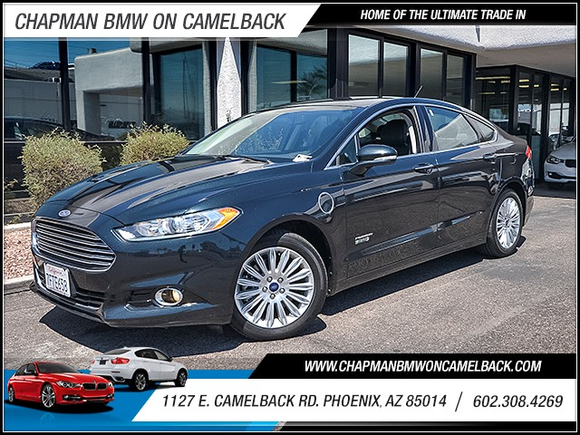 2014 Ford Fusion Energi Titanium 38266 miles Phone hands free Phone voice operated Wireless dat