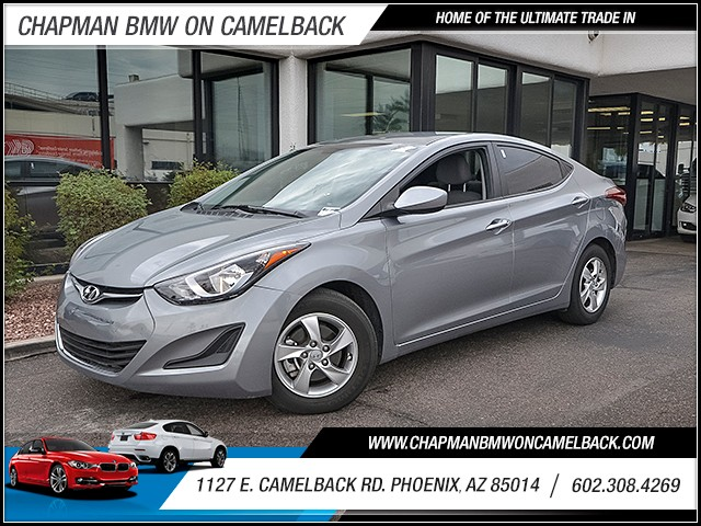 2015 Hyundai Elantra SE 32648 miles Phone voice operated Wireless data link Bluetooth Driver as