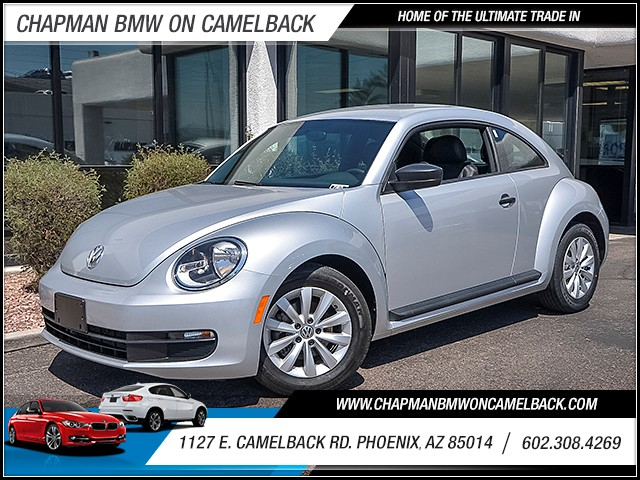 2016 Volkswagen Beetle 18T Classic PZEV 37759 miles Chapman Value Center on Camelback is special