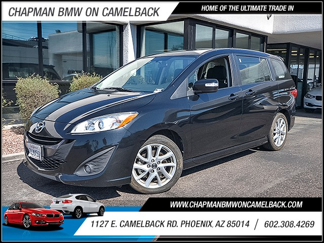2015 Mazda MAZDA5 Touring 42087 miles Phone hands free Wireless data link Bluetooth Cruise cont