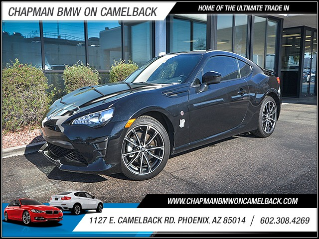2017 Toyota 86 9994 miles 6023852286 1127 E Camelback Rd Summer Monsoon Sales Event on Now