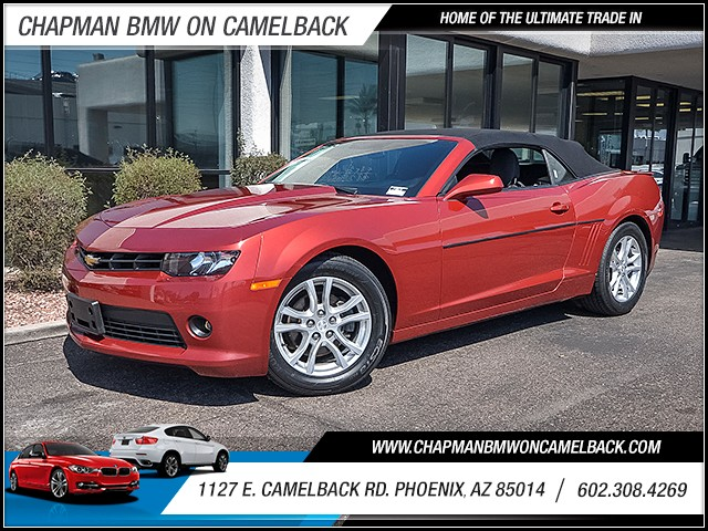 2014 Chevrolet Camaro LT 31280 miles Chapman Value Center on Camelback is specializing in late mo