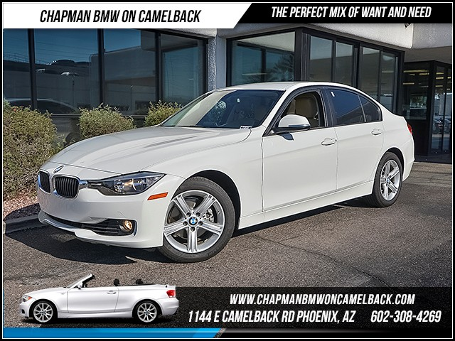 2015 BMW 3-Series Sdn 328i 30350 miles 6023852286 - 12th St and Camelback Chapman BMW on Camel