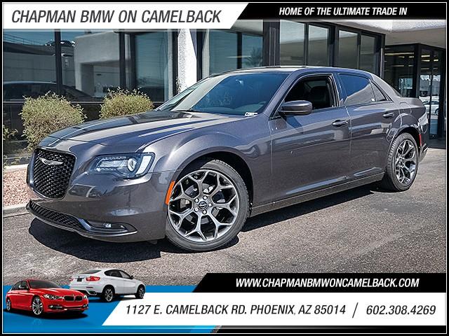 2015 Chrysler 300 S 14622 miles 6023852286 1127 E Camelback Rd Summer Monsoon Sales Event on