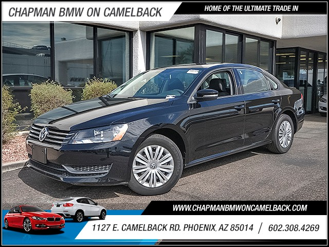2014 Volkswagen Passat S PZEV 31784 miles 6023852286 1127 E Camelback Rd Summer Monsoon Sale