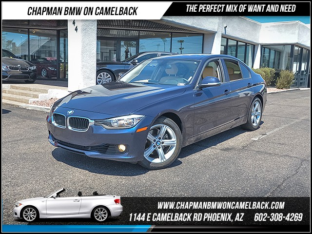 2012 BMW 3-Series Sdn 328i 63962 miles Premium Package Wireless data link Bluetooth Phone pre-w