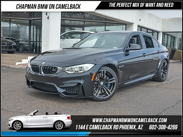 2015 BMW M3 44587 miles 6023852286 Chapman BMW on Camelback CPO Sales Event Over 200 Cert