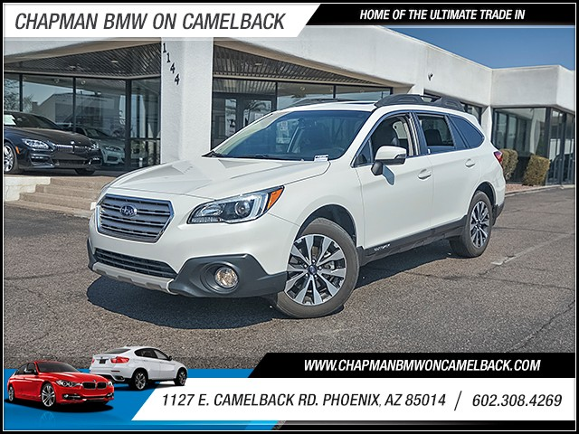 2015 Subaru Outback 25i Limited 27289 miles Chapman Value Center on Camelback is specializing in