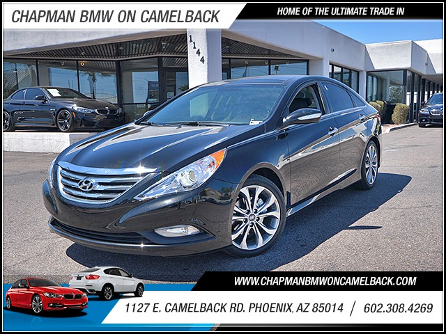 2014 Hyundai Sonata Limited 20T 21959 miles Wireless data link Bluetooth Driver assistance app