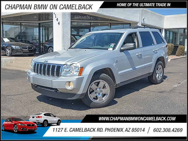 2005 Jeep Grand Cherokee Limited 78589 miles Cruise control Anti-theft system alarm Power door