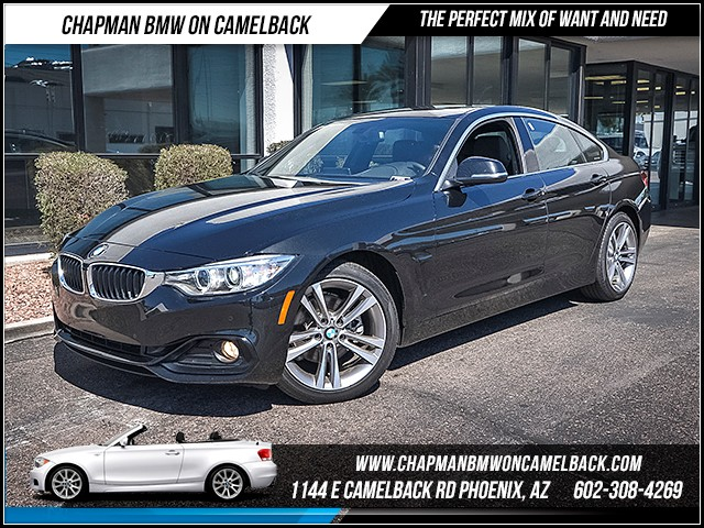 2017 BMW 4-Series 430i Gran Coupe 15335 miles Sport Line Premium Package Technology Package Dr